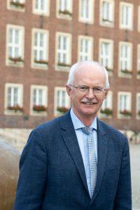 Stiftungsratsmitglied Heinz Öhmann